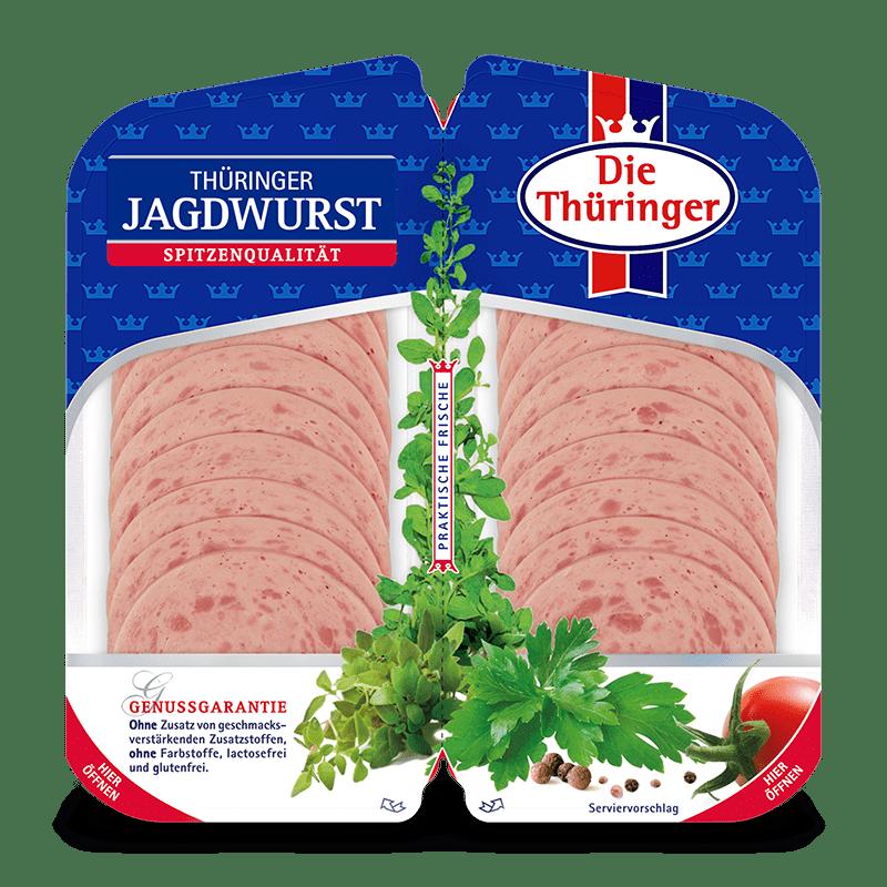 Thüringer Jagdwurst 7