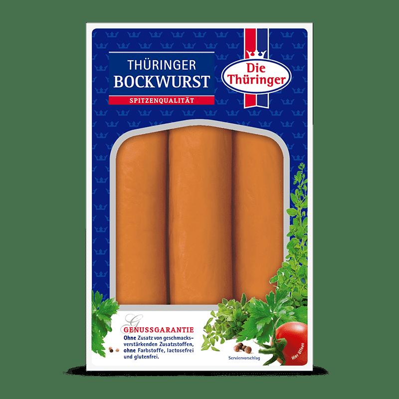 Thüringer Bockwurst im Naturdarm 8