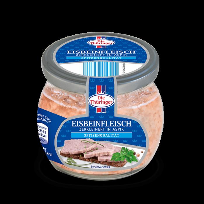 Eisbeinfleisch im Glas 300g 1