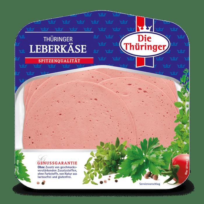 Thüringer Leberkäse 1