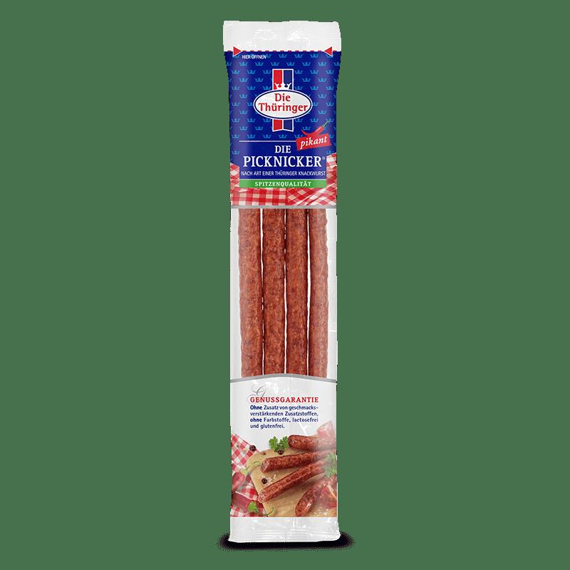 Die Picknicker® - pikant 10