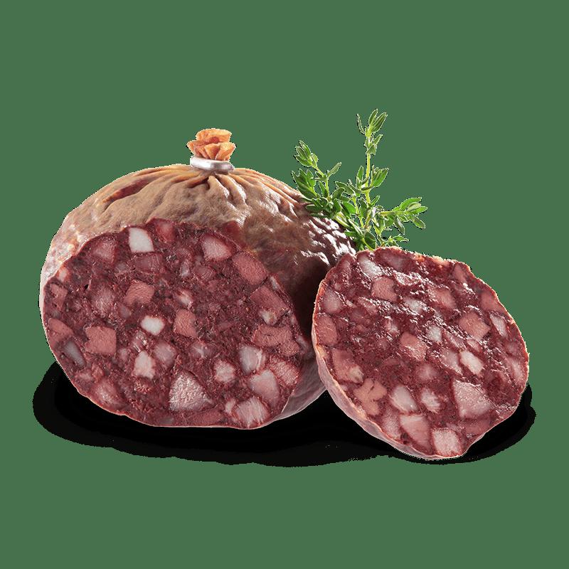 Thüringer Rotwurst g.g.A. in der Blase 7