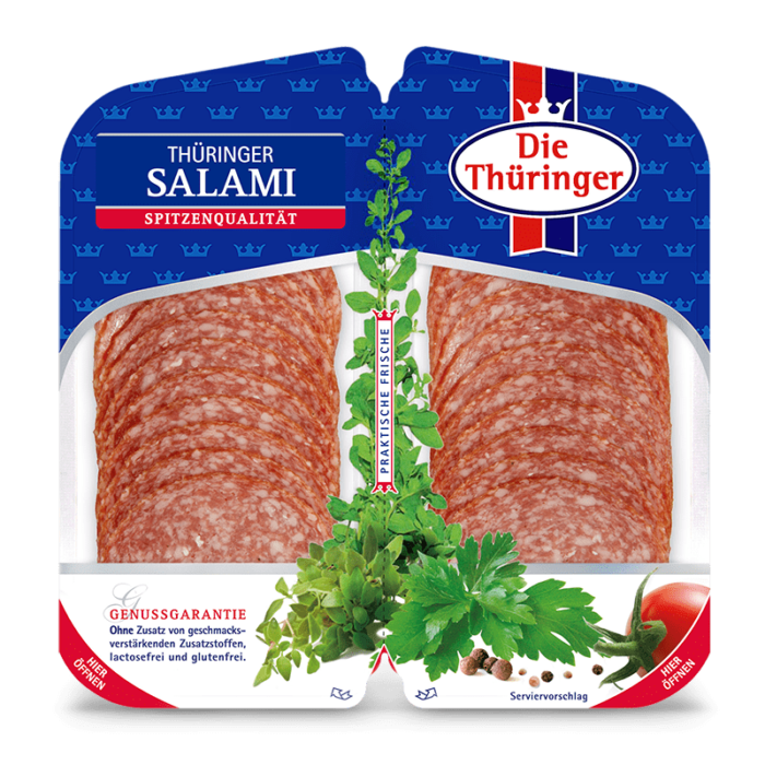 Thüringer Salami 1