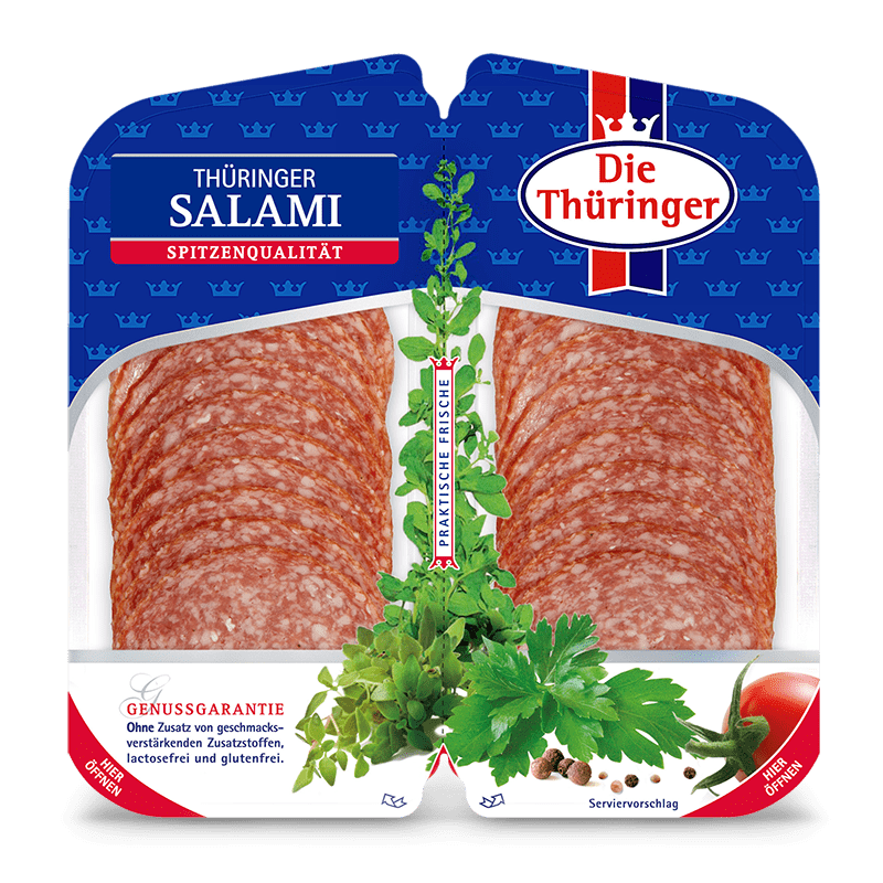 Thüringer Salami 8