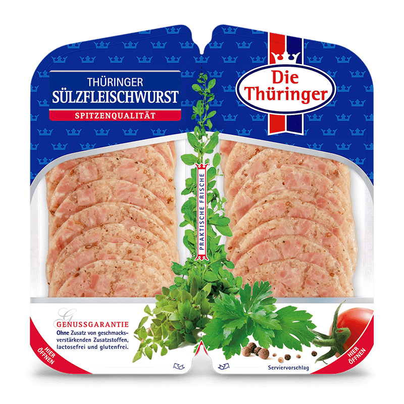 Thüringer Sülzfleischwurst 7