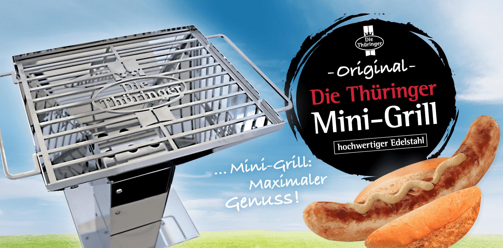 Mini-Grill 1