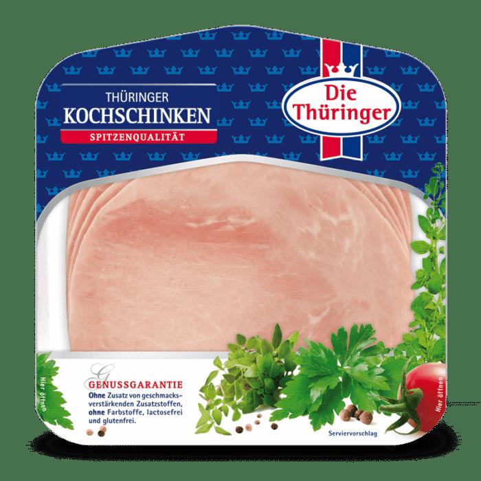 Thüringer Kochschinken 1