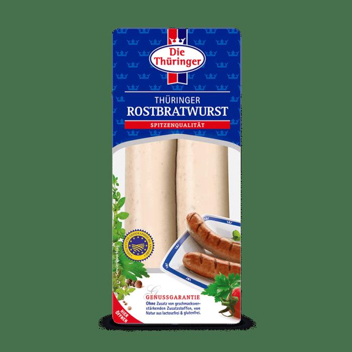 Thüringer Rostbratwurst 1