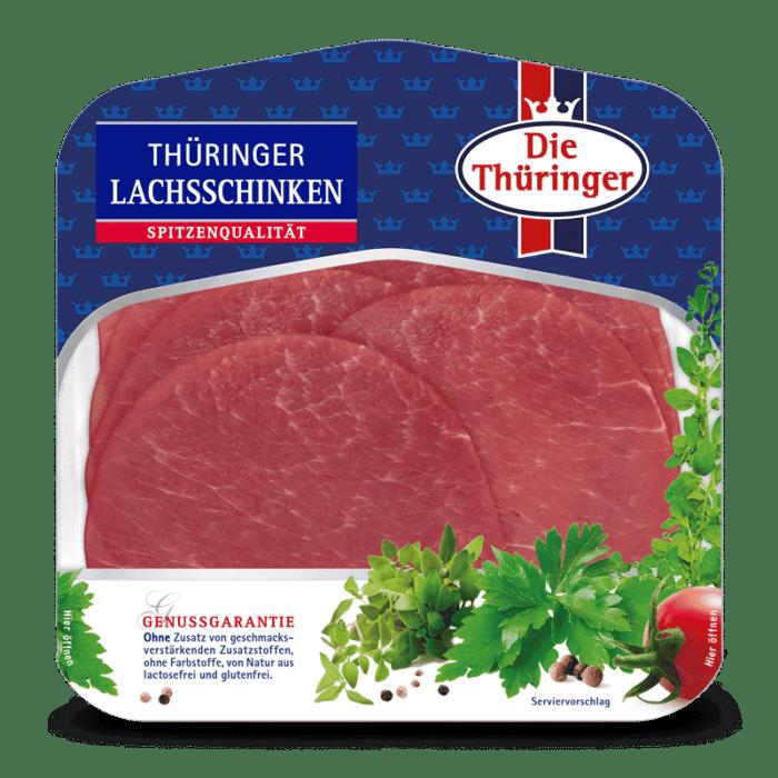 Thüringer Lachsschinken 1