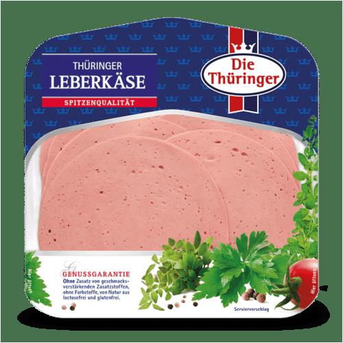 Thüringer Leberkäse 16