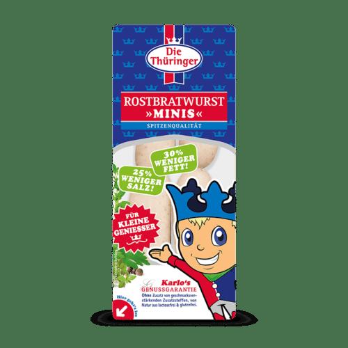 Rostbratwurst Minis 6