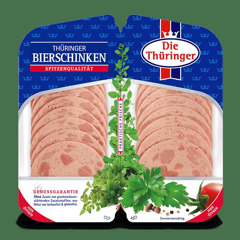 Thüringer Bierschinken 40