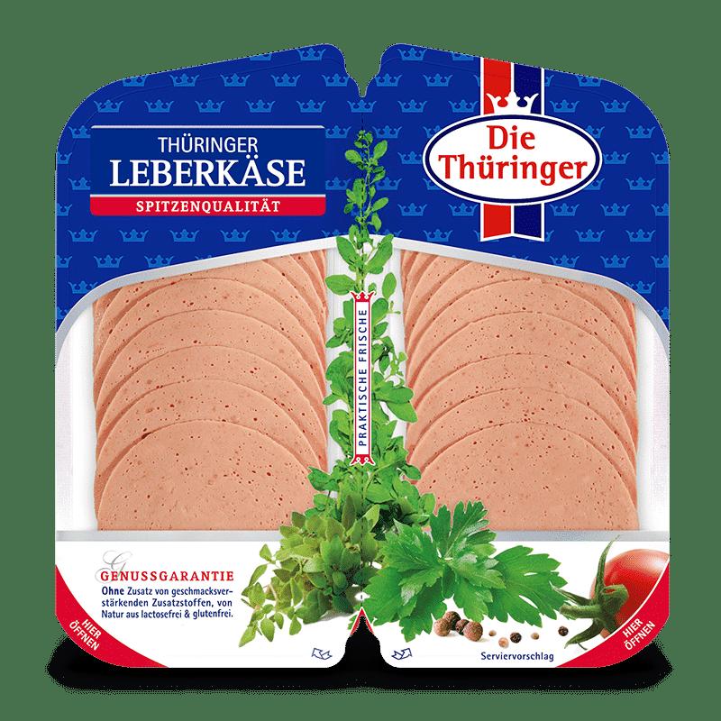 Thüringer Leberkäse 41