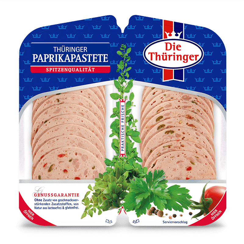 Thüringer Paprikapastete 42