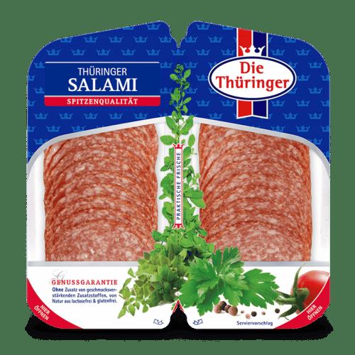 Thüringer Salami 2