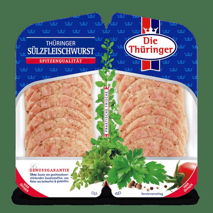 Thüringer Sülzfleischwurst 1
