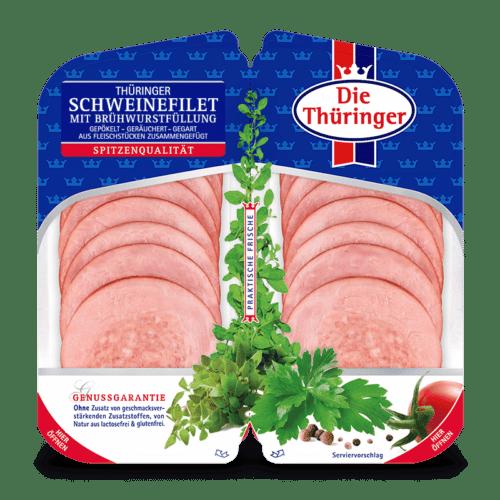 Thüringer Schweinefilet gefüllt 13