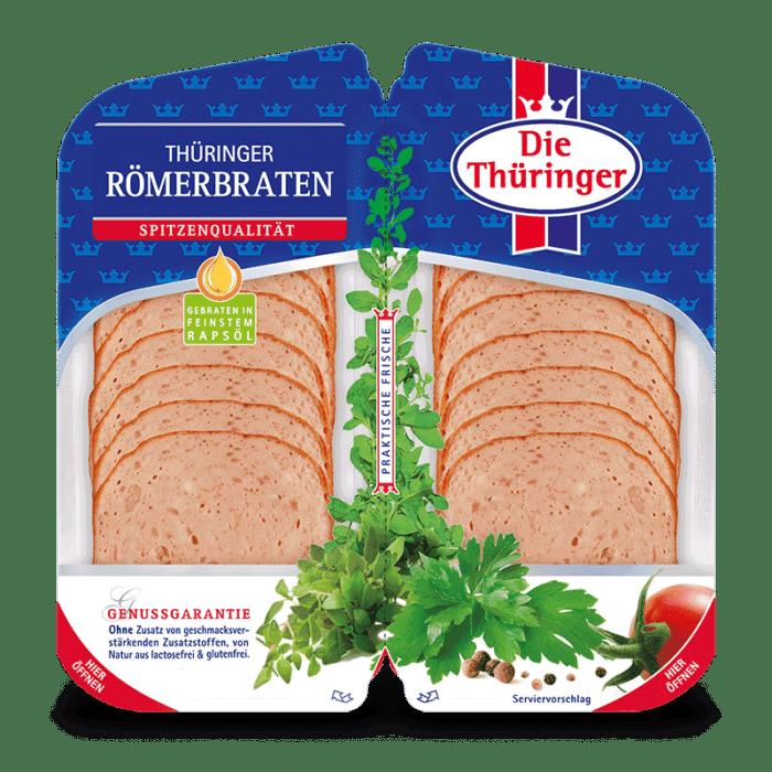 Thüringer Römerbraten 1