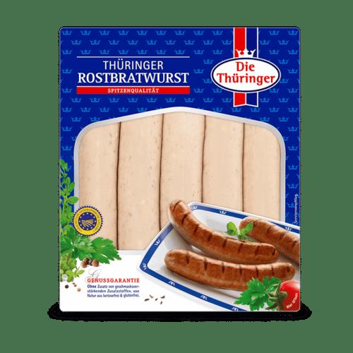 Thüringer Rostbratwurst 10x100g 3