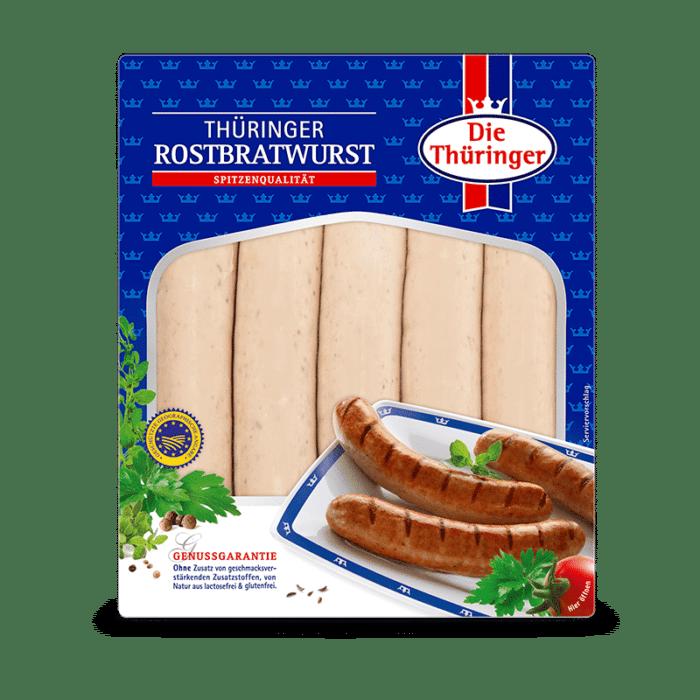 Thüringer Rostbratwurst 5x100g 1